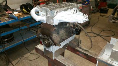 Ford Zetec Engine Fabrication Zetec Conversion For Rear Wheel Drive Workshop